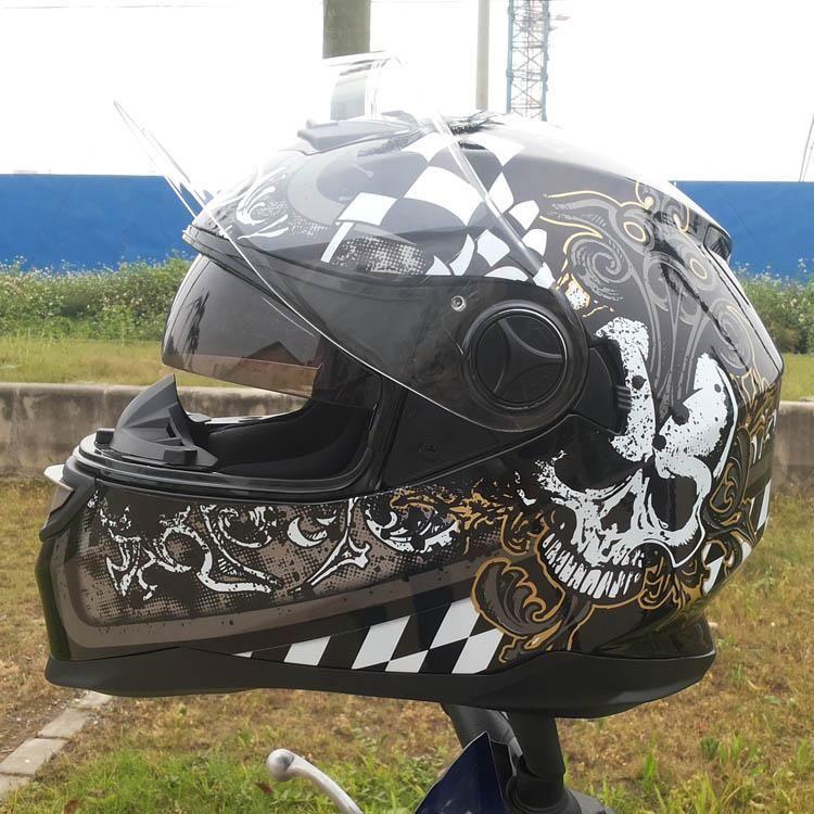 Motorcycle Helmet Motorcycle Full Face Helmet ECE motocross Off Road Helmet ATV Dirt bike Casque De Moto E14