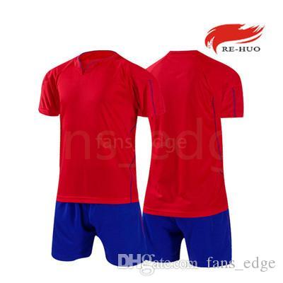 Top del fútbol jerseys baratos libres del envío descuento al por mayor cualquier nombre cualquier número de camiseta de fútbol Personalizar el tamaño S-XXL 215