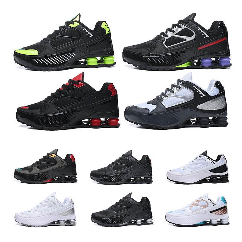 OG R4 301 hombres, mujeres, zapatos del amortiguador Triple Negro Blanco Gris Verde Rojo Glod Slive Trainer zapatillas de deporte para hombre primavera Deportes Correr