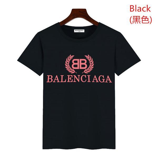 mens créateur de mode t shirts hommes Nouveau été de base de design de haute qualité 100% Clothings T-shirtBALENCIAGA