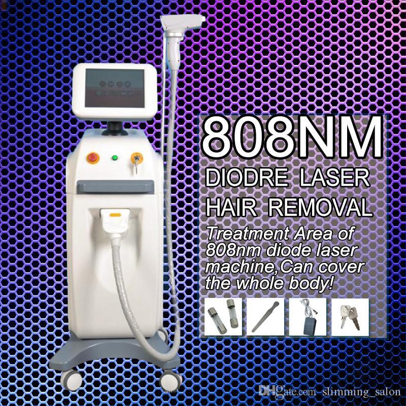 de depilação máquina 808nm remoções de cabelo laser de diodo de laser gelo Soprano melhor do laser de depilação removedor de pêlos 808