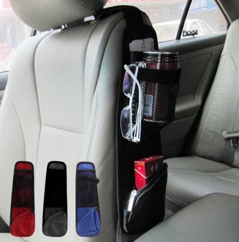New Car Seat Side Back Storage Organizer Multi Pocket Holder Bag