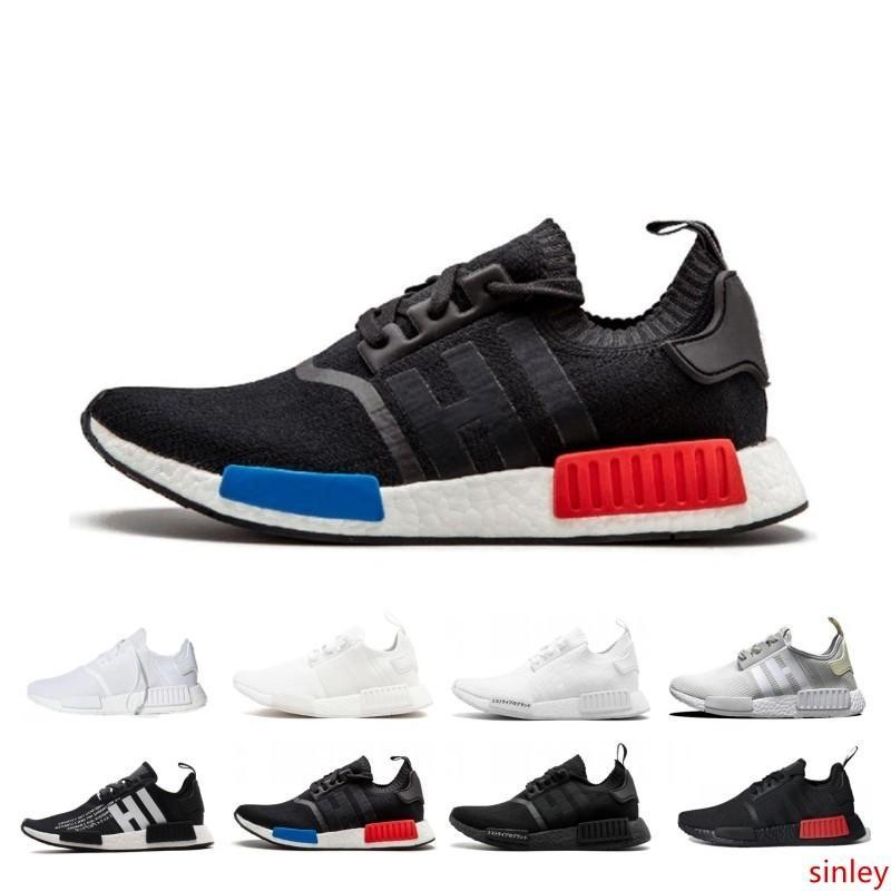 2020 Venda NBHD Mens Running Shoes Triplo branco Oreo Bred Militar Verde Og clássico Homens Mulheres Mastermind Japan Sports instrutor Sneakers