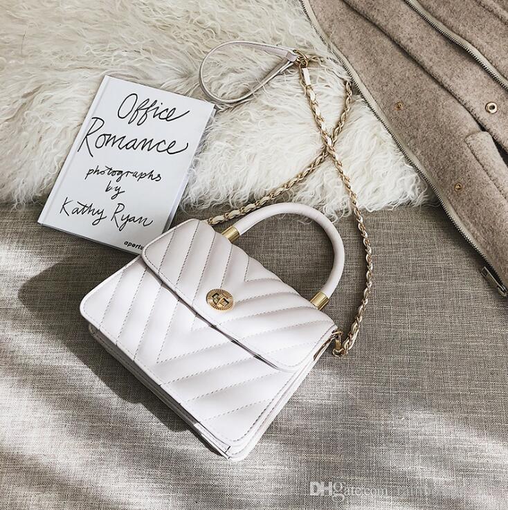 Factory direct sale women handbag retro leather handbag new wave pattern women shoulder bag elegant Joker leather fashion bag Messenger bag