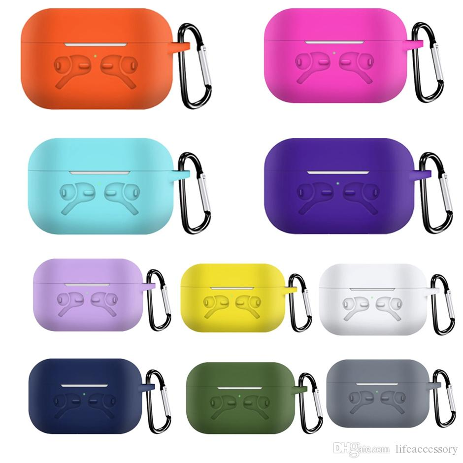 2020 For Airpods 3 Dust Guard For Apple Airpods Pro Case Box