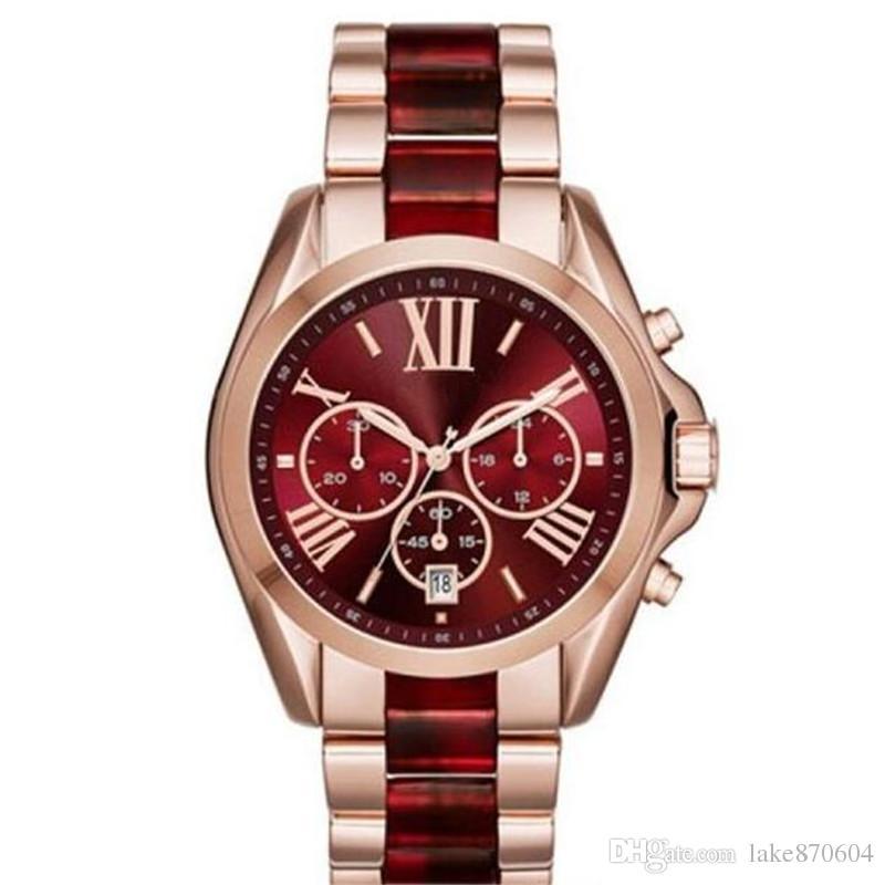 TOP relogio masculino Drop shipping Classic fashion ladies watches Classic fashion big dial lady watch M6268 M6269 M6270 + Original box