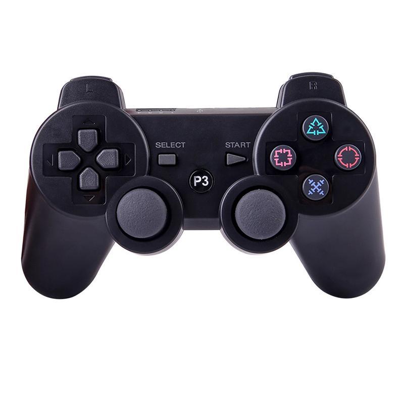 Gamepad sans fil pour PS3 Gaming Console Manette Controle Télécommande Sony Playstation 3 sans fil 2,4 GHz Gamepad Bluetooth