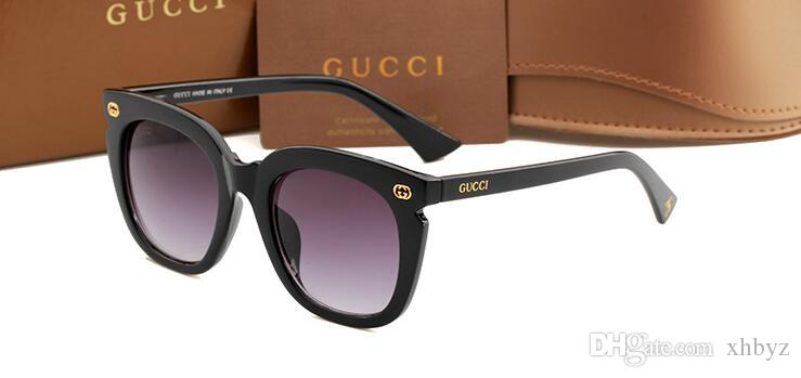 Mais novos materiais importados polarizada Europeia óculos de sol da marca de moda Homens Mulheres Designer Sunglasses Mulheres Grande Quadro Outdoor Sunglass0165