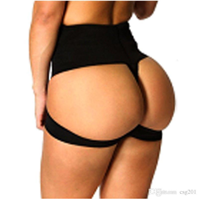النساء بات رافع للتنحيف الأرداف الكبيرة المدربين ثونغ هوب مراقبة داخلية قابل للتعديل المشكل الجسم مثير G- سلسلة سراويل داخلية سليم