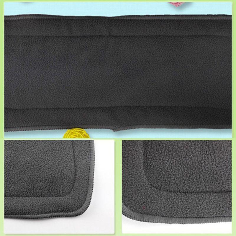 Capa 4/5 del pañal del bebé suave lavable de alta absorbente bambú del pañal P31B