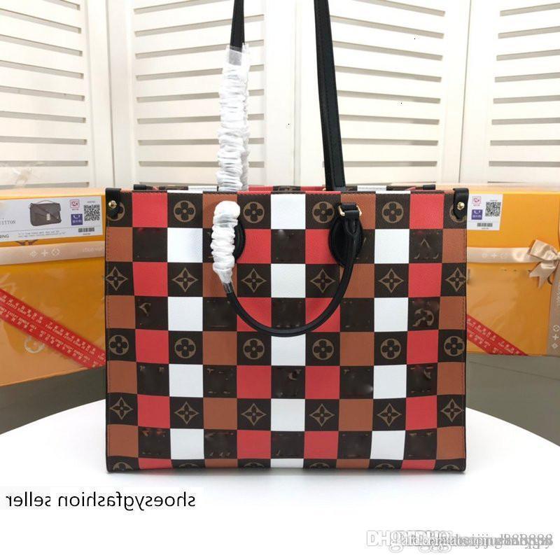 LUIS Git GM M44571 Monogram onthego Betrun çanta thego alışveriş On Cüzdanlar Çanta
