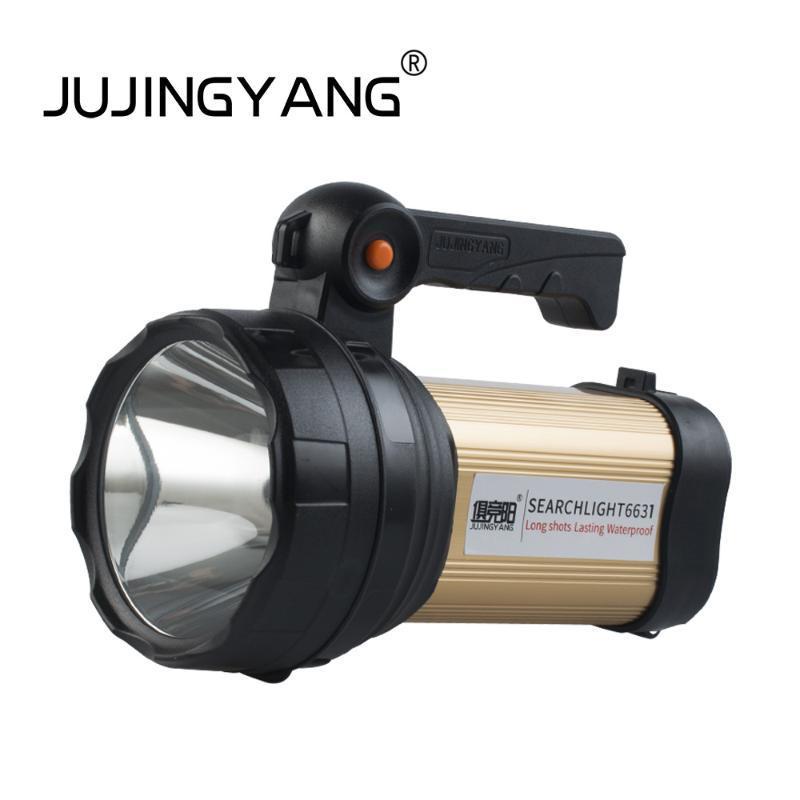La luz fuerte largo alcance reflector LED de 30W de alta potencia multifunción aire libre que monta el reflector casa de camping