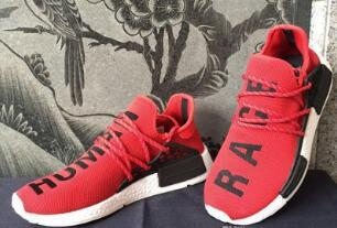 new style 6d2ac 02fe8 Human RACE HU Nmd Pharrell Williams Trail Mens Designer Sports Neutral  Spikes Running Shoes For Men Sneakers Women Trainers Shoe Discount Running  ...