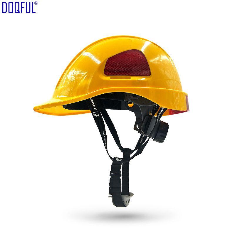 Travail Safey Casque Résistance basse température ignifugé Anti impact Chapeau d'électricien en construction Isolation Bump Cap