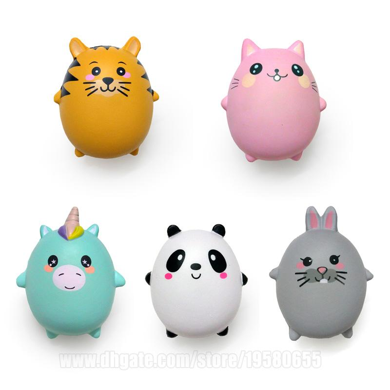 Kawaii Squishies Animal Squishy Cartoon