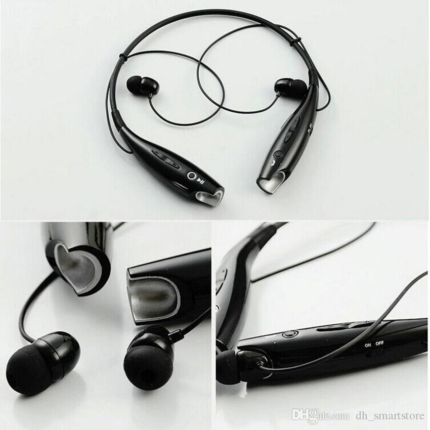 GOOD HBS730 Wireless Bluetooth Headphone Headset Sport Running Earphone Handsfree Earbud For Phone For Iphone Xiaomi NC