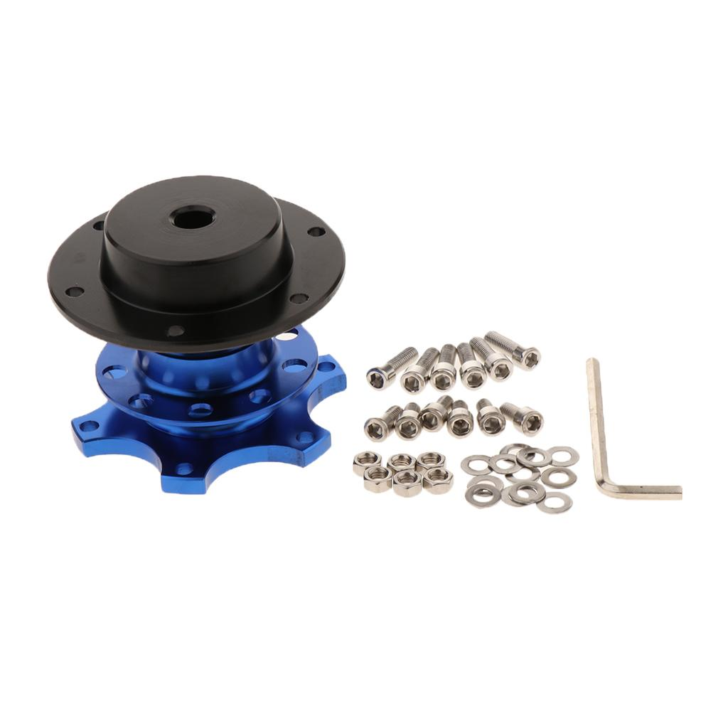 2020 Car Steering Wheel Bolt On Quick Release Hub Adapter Removable Kit From Tishita 24 9 Dhgate Com