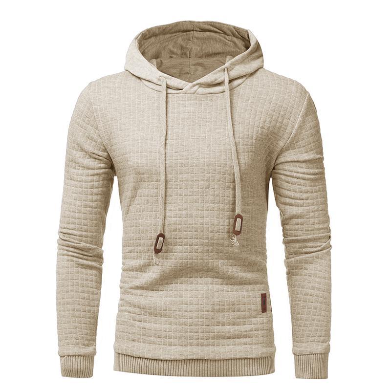 2020 moda xadrez hoodies camisolas dos homens manga longa com capuz hoodies casuais homens hip hop moletom com capuz