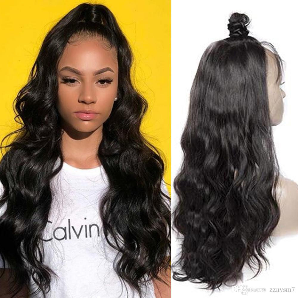 Full Lace Human Hair Wigs Lace Front Human