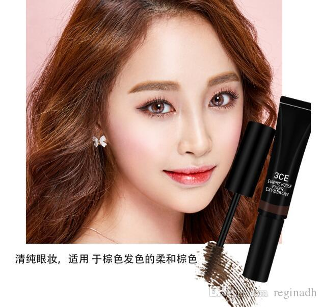 3CE Eunhye House Women's Eyebrow dyeing waterproof and sweat-proof not blooming three-dimensional natural makeup free shipping
