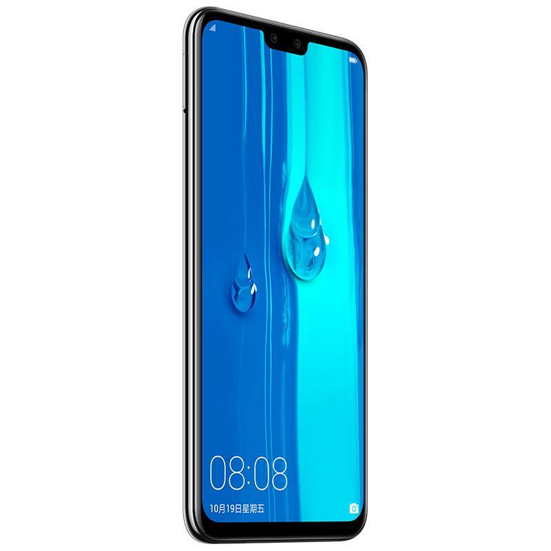 """Original Huawei Genießen Sie 9 Plus 4G LTE Mobiltelefon 4 GB RAM 64GB 128 GB ROM KIRIN 710 Octa Core Android 6.5 """"Vollbild 16MP AR AI 4000mAh Fingerprint-ID Gesicht Smart Mobiltelefon"""