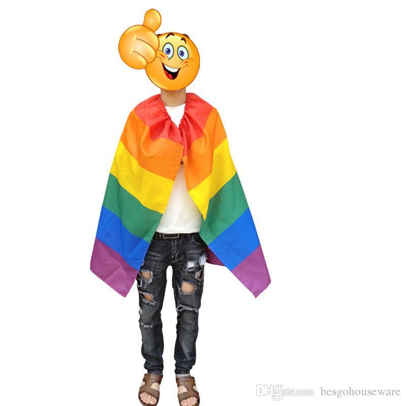 Rainbow flag B