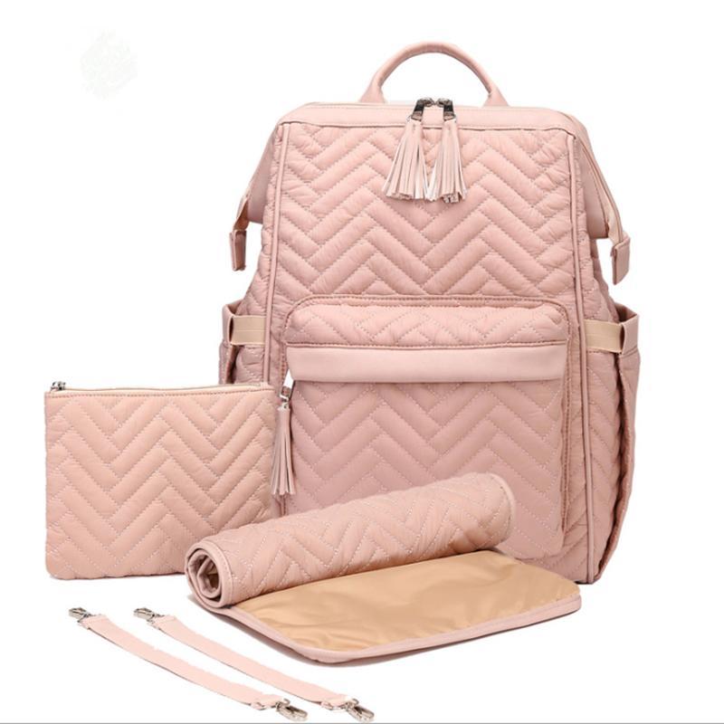 GOOD Nappy Rucksack Tasche Wasserdichte Outdoor-Reisen Wickeltaschen Mama große Kapazitäts-Tasche Mamma-Babymultifunktions für Baby-Pflege
