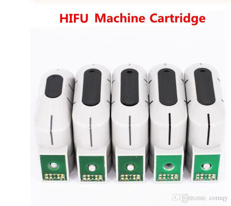 Replacement Cartridges 10000 Shots for High Intensity Focused Ultrasound HIFU Machine For Face Lift Wrinkle Removal Body Slimming