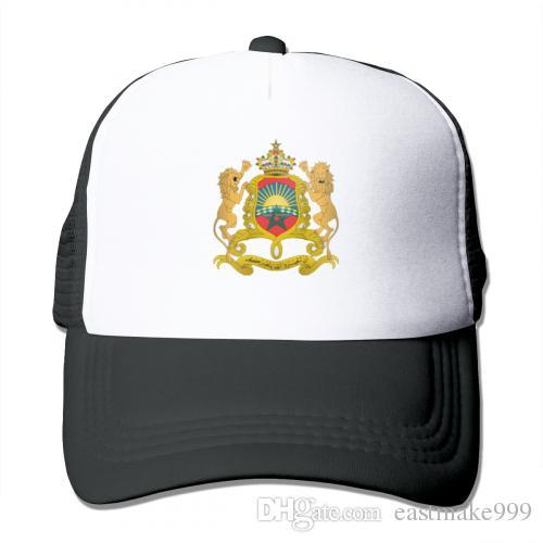 Unisex Adam Ceket Of Fas Arması Örgü Kapaklar Renk Seçeneği şapka kapaklar Hip Hop Donatılmış Kap Moda