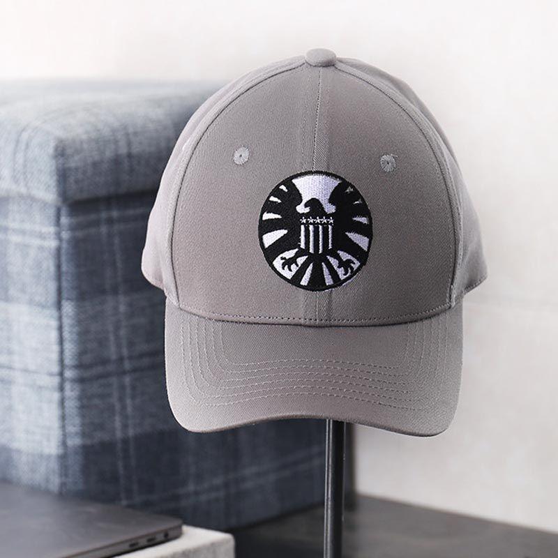 Avengers Endgame Quantum Realm Cosplay Hat Baseball Cap Unisex Casual Sun Hat