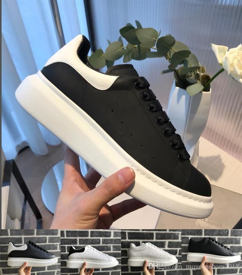Tasarımcı Rahat Ayakkabılar Kadın Erkek Scarpe Kaykay Ayakkabı Moda Yarış Lüks Chaussures Trendy Platformu Yürüyüş Eğitmenleri