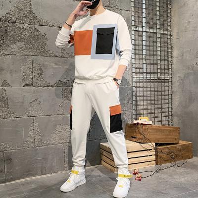 Мужские куртки 2021 Весенняя и осень Куртка Trend Корейский верситель свободных спортивных костюмов на одежду бейсбольная форма
