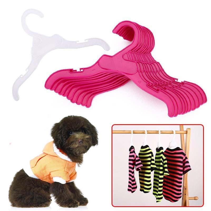دائمة الكلب الملابس رف شماعات pet جرو القط الملابس شماعات عالية الجودة 18 سنتيمتر 25 سنتيمتر طول حجم الكلب المنتج