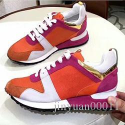2020 Womens Chaussures Mens Preto sapatos bonito Platform Casual Sneakers Designers Luxo Sapatos de couro Cores sólidas Vestido am314 Shoe