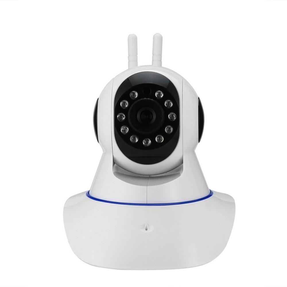 Wireless 720P HD ip camera wifi camera 802.11b/g P2P network IR Outdoor Waterproof security camera work with alarm sensor