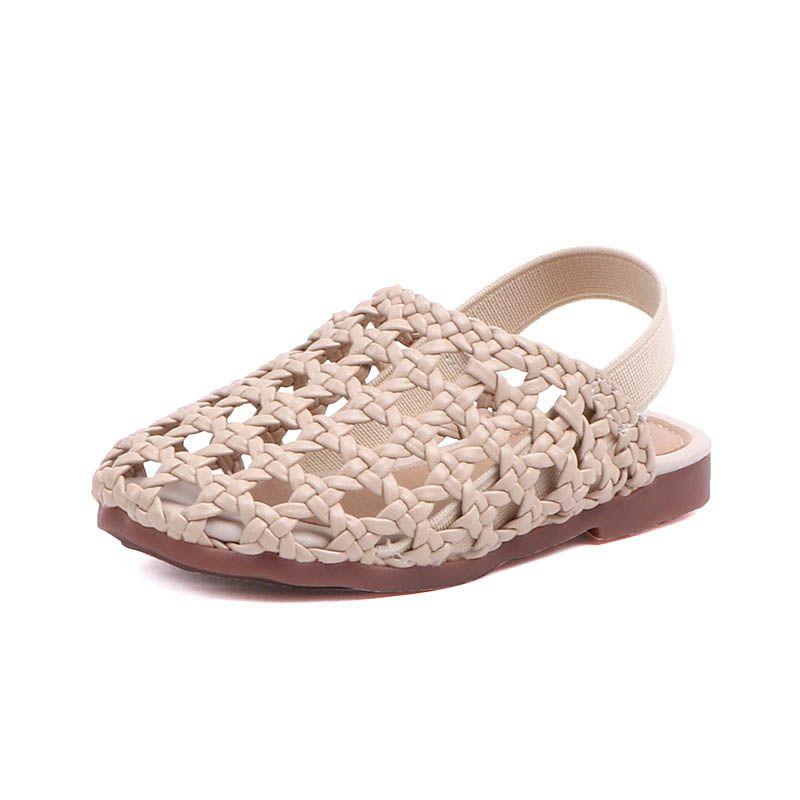 Мода 2020 летние девушки сандалии обувь для малышей детская обувь принцесса малыш сандалии малыш девушка сандалии детские сандалии 1-3 т розничная B1233