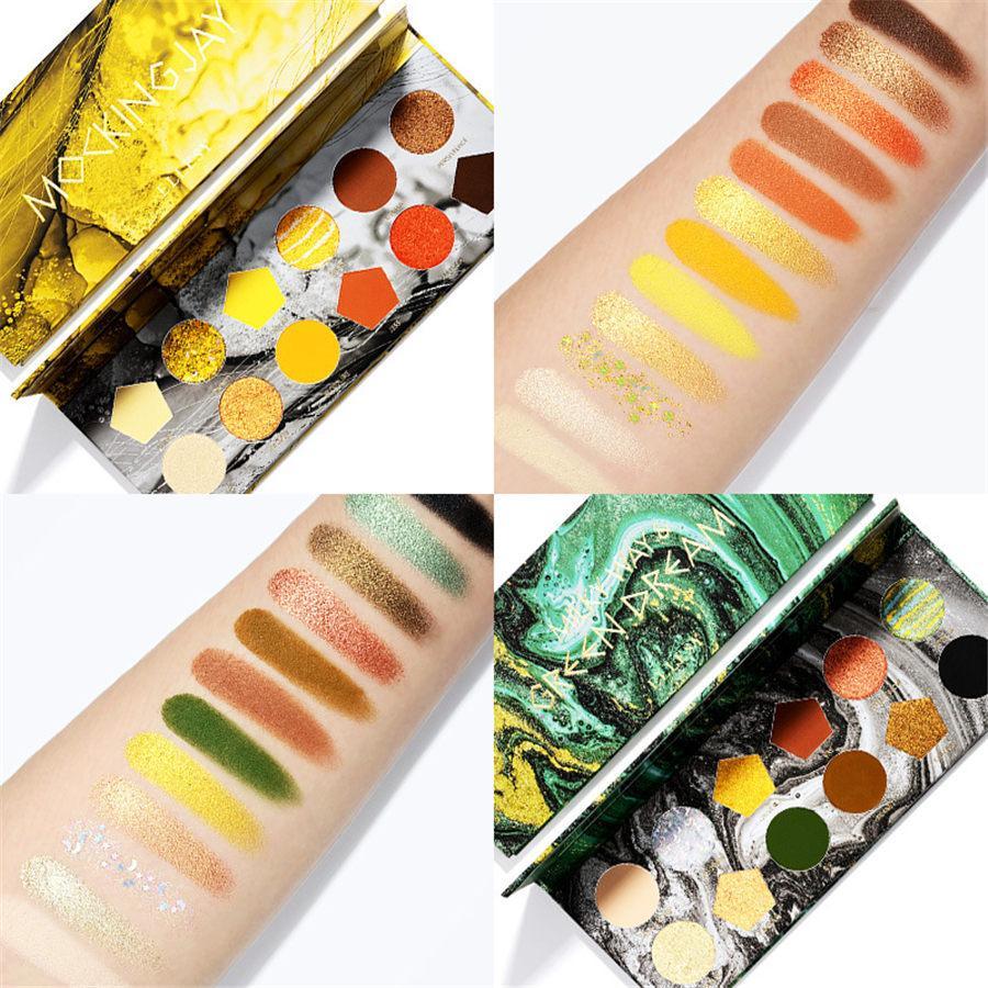 prezzo più basso! 2020 nuovi arrivi caldi di trucco 12 colore perlaceo paillettes deserto Eyeshadow Palette ombretto palette