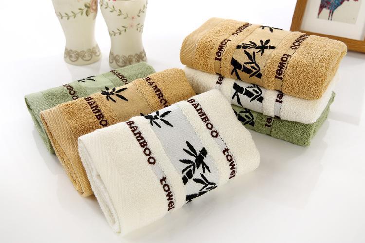 Hydroscopicity soffici asciugamani 34cm * 74cm elastico antibatterico Asciugamani capelli in fretta a secco Asciugamani Washcloth viso regalo asciugamano per Amici