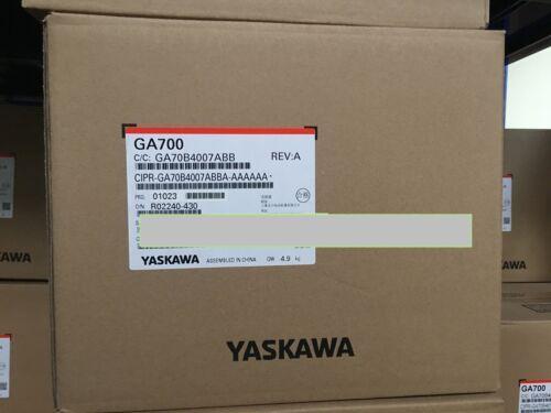 NEW Yaskawa Inverter CIPR-GA70B4007ABBA CIPR-GA70B4007ABBA-AAAAAA FREE SHIPPING
