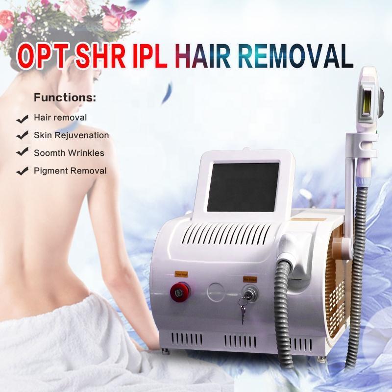 2020 Elight SHR الأراضي الفلسطينية المحتلة IPL Rrmoval آلة الشعر المحمولة الشعر لنزع الشعر تجديد الجلد صالون استخدام أدوات تجميل