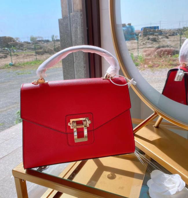 Lujo diseñador de los bolsos de hombro del bolso monederos bolsos crossbody Marca Señora mensajero bolsa de regalo