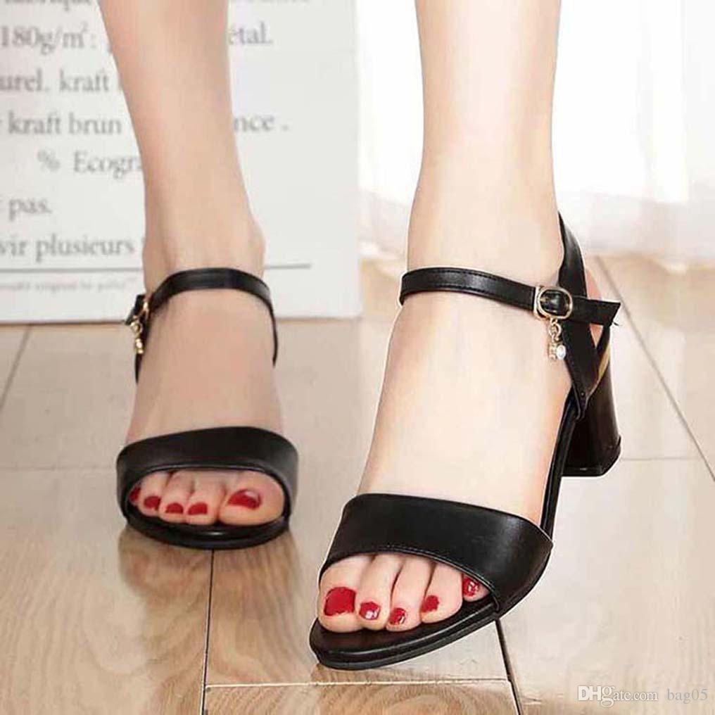 женская обувь сандалии высокого качества пятки сандалии Тапочки Huaraches Вьетнамки Мокасины башмак для туфель bag05 PL549