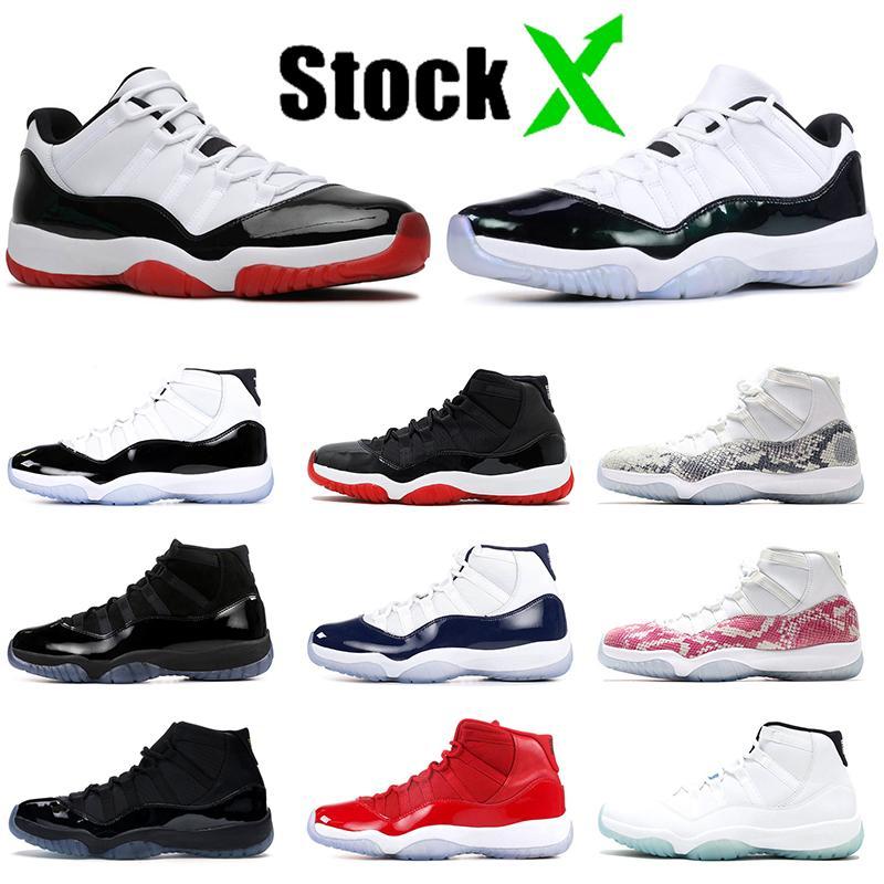 2020 Yeni 11 yüksekliği Lacivert Işık Kemik Basketbol Ayakkabı Erkekler Basketbol Eğitmenler 11'ler Prem unc Yüksek 45 Spor Spor ayakkabılar boyutu 7 varmak