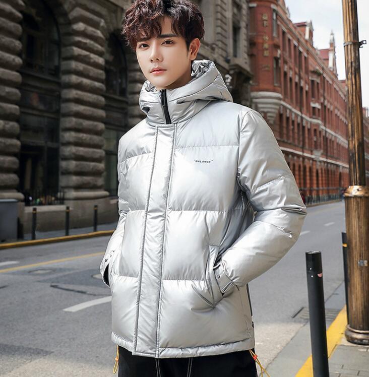 Hombres de invierno chaquetas diseñador de la nueva marca por la chaqueta con letras muy calidad abrigos de invierno Deportes Marca Parkas Tops Ropa tamaño M-3XL