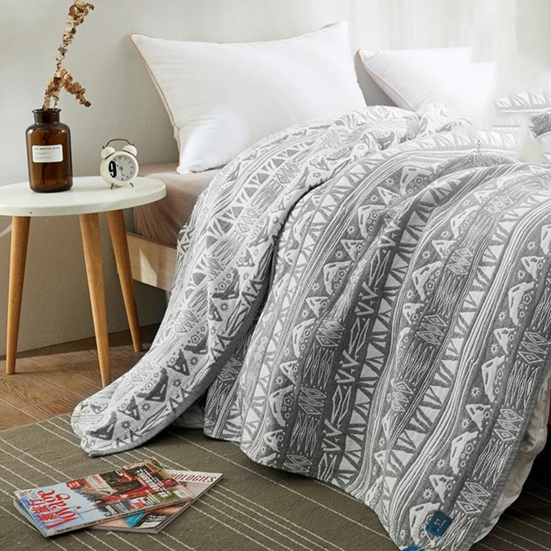 150x200cm/200cmx230cm хлопчатобумажное одеяло покрывало покрывало простыня взрослый детский бросок одеяла для кроватей диван офисные постельные принадлежности