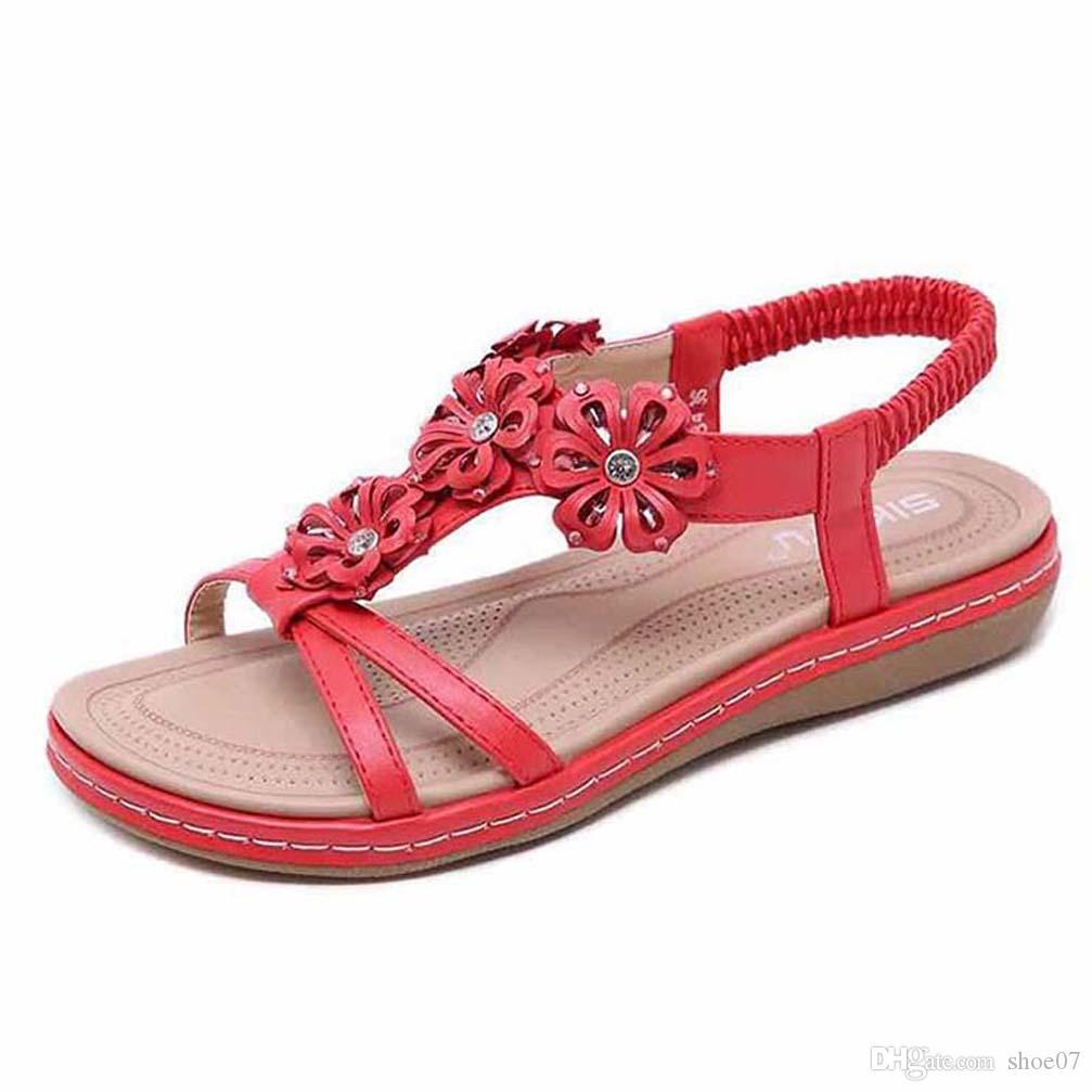 talloni delle donne dei sandali di alta qualità sandali dei pistoni Huaraches Flip-Flops scarpa Mocassini per il pistone shoe07 PL27
