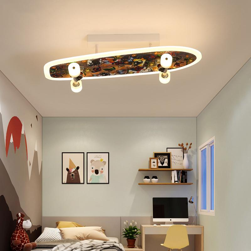 Deckenleuchte Dekorative Schlafzimmer Leuchten Obenliegende neues Design Hängeleuchten für Zuhause Kinderzimmer Moderne LED-Deckenleuchte