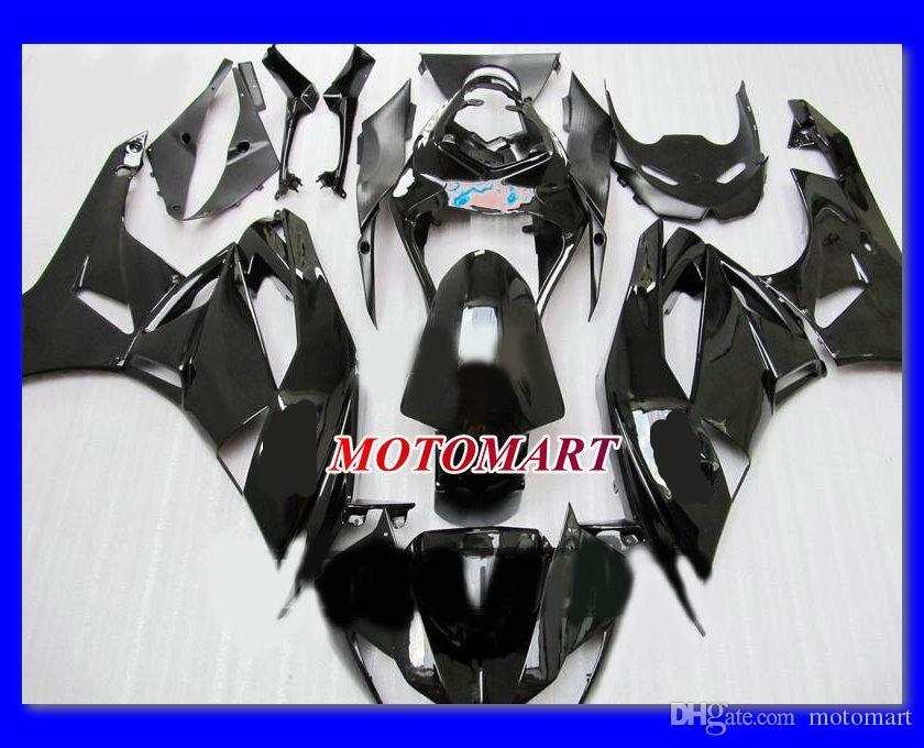 川崎忍者ZX6R 09 10 ZX 6R 2009年ZX 6R 2009 2010フェアリングセット