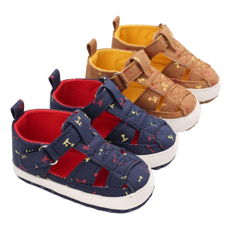 Pudcoco 2020 nueva llegada Kid niño Niños bebés lindo partido de las sandalias sandalias de playa del verano zapatos infantiles Niños bebés Zapatos