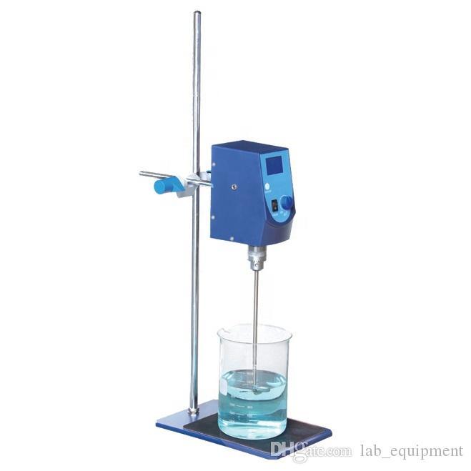 SH-II-6C high quality electromagnetic stirrer CE digital display laboratory overhead stirrer 110V / 220v